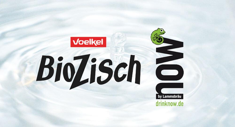 Bio-Mineralwasser-Siegel jetzt auch bei Limonaden: Voelkel und Neumarkter Lammsbräu präsentieren Aktionsplan