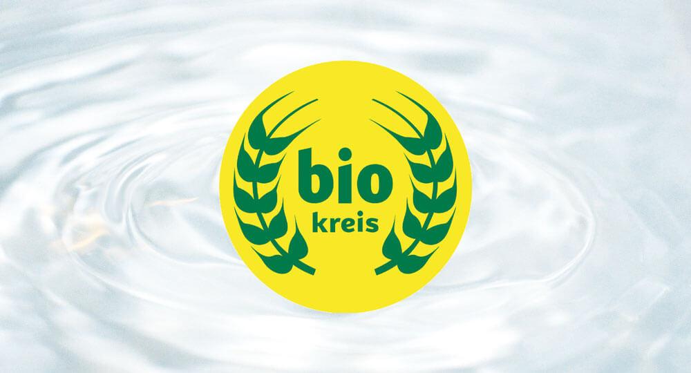 Biokreis tritt Qualitätsgemeinschaft Bio-Mineralwasser bei