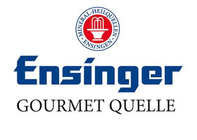 Ensinger Gourmet Bio-Mineralwasser