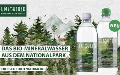 Start-up Untouched erhält Bio-Mineralwasser-Siegel